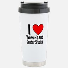 I heart Travel Mug Women's and Gen