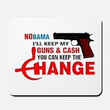 Keep The Change Mousepad