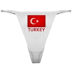 Turkey T-Shirt Classic Thong