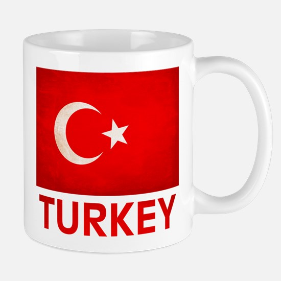 Turkey T-Shirt Mug