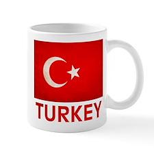 Turkey T-Shirt Small Mug