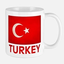 Turkey T-Shirt Small Small Mug