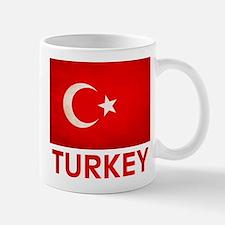 Turkey T-Shirt Small Small Mug