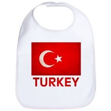 Turkey T-Shirt Bib