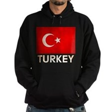 Turkey T-Shirt Hoody