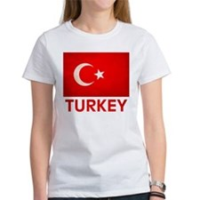 Turkey T-Shirt Tee