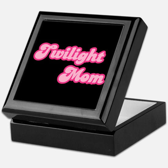 Twilight Mom Keepsake Box