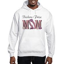 Bichon Frise Mom Hoodie