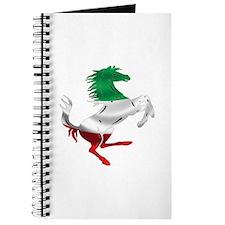 Italian Stallion Italy Flag Journal