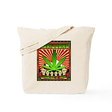 MARIJUANA PROPAGANDA ART Tote Bag