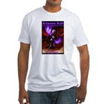 JR King's Wizards of Skyhall Fitted T-Shirt