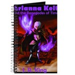JR King's Wizards of Skyhall Journal