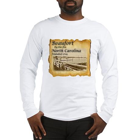 Beaufort, NC Long Sleeve T-Shirt