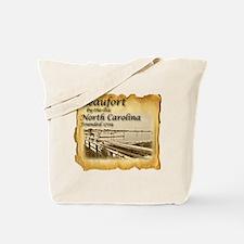 Beaufort, NC Tote Bag
