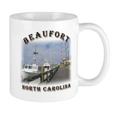 Beaufort Waterfront Mug