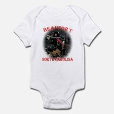 Blackbeard Beaufort, NC. Infant Bodysuit