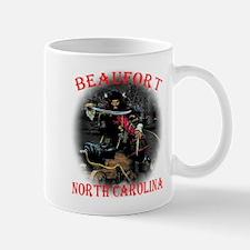 Blackbeard Beaufort, NC. Mug