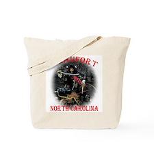 Blackbeard Beaufort, NC. Tote Bag