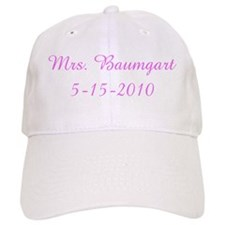 Mrs. Baumgart 5-15-2010 Baseball Cap