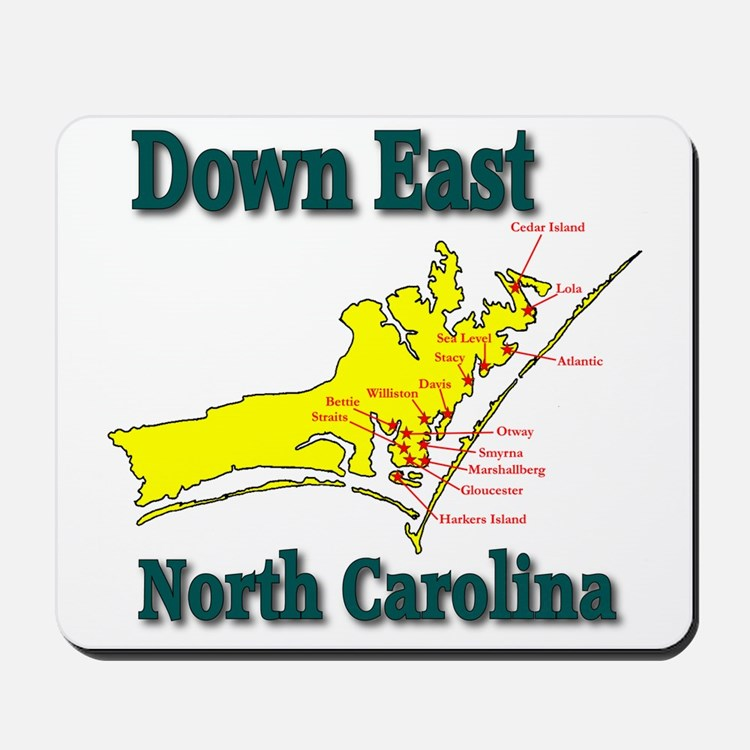 Down East Mousepad
