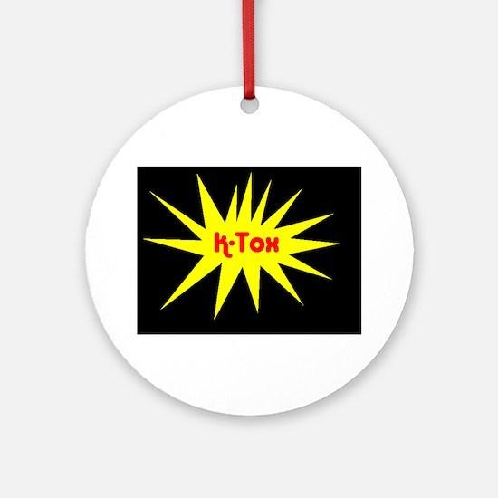 Logo I Ornament (Round)