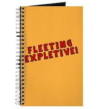 Fleeting Expletive Journal