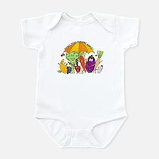Farmers' Market Infant Bodysuit