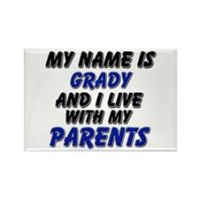 my name is grady and I live with my parents Rectan