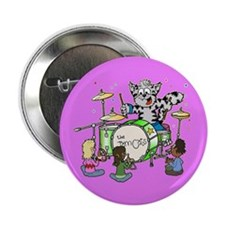 "The Jam Cats 2.25"" Button"