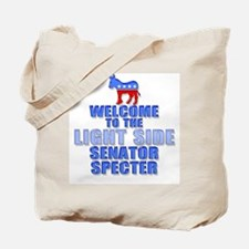 Thank You Sen. Specter Tote Bag