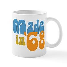 Made in 1968 (Retro) Mug
