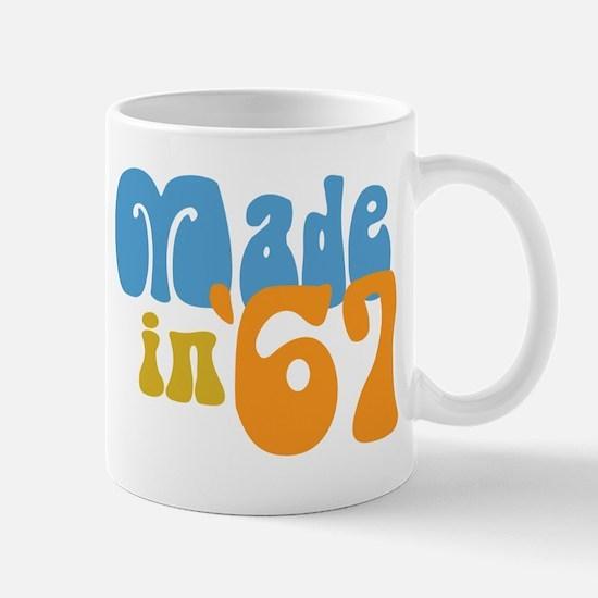 Made in 1967 (Retro) Mug