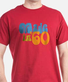 Made in 1960 (Retro) T-Shirt