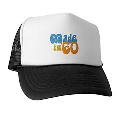 Made in 1960 (Retro) Trucker Hat