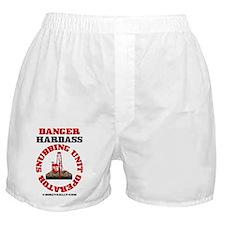 Snubbing Unit Operator Boxer Shorts