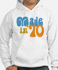 Made in 1970 (Retro) Hoodie