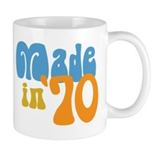 Made in 1970 (Retro) Mug