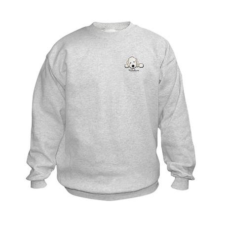 JACK English Goldendoodle Kids Sweatshirt