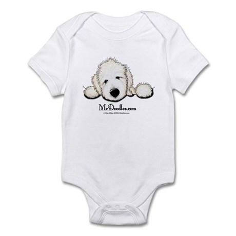 JACK English Goldendoodle Infant Bodysuit