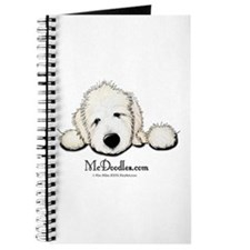 JACK English Goldendoodle Journal