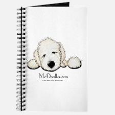 JACK English Goldendoodle Journal