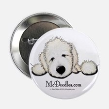 "JACK English Goldendoodle 2.25"" Button"