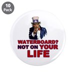 """Waterboard? 3.5"""" Button (10 pack)"""