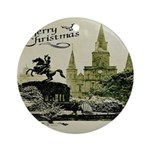 Old New Orleans Art Ornament (Round)