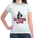 Waterboard? Jr. Ringer T-Shirt