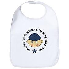 My Daddy is an Airman & I'm s Bib