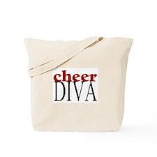Cheer Diva Tote Bag