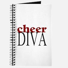 Cheer Diva Journal