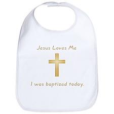 Baptism Gift Bib