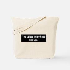 Cute Humour Tote Bag